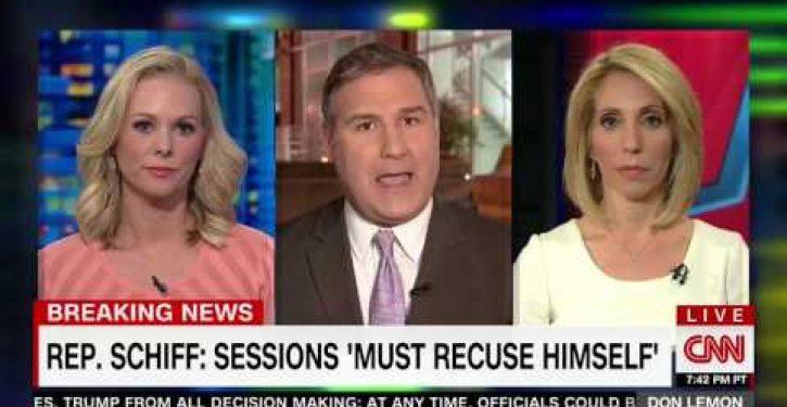 More fake news: CNN's Don Lemon claims Loretta Lynch recused self during Clinton email probe