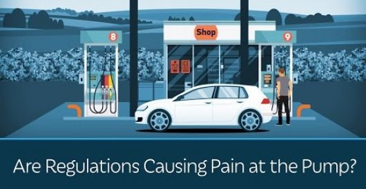 Video: Are regulations causing pain at the pump? by LU Staff