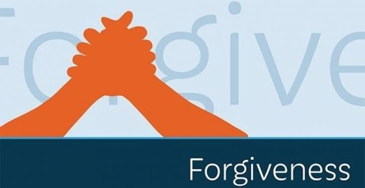 Video: Prager U. on the benefits of forgiveness