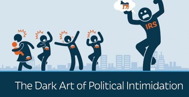 Video: Prager U on the dark art of political intimidation