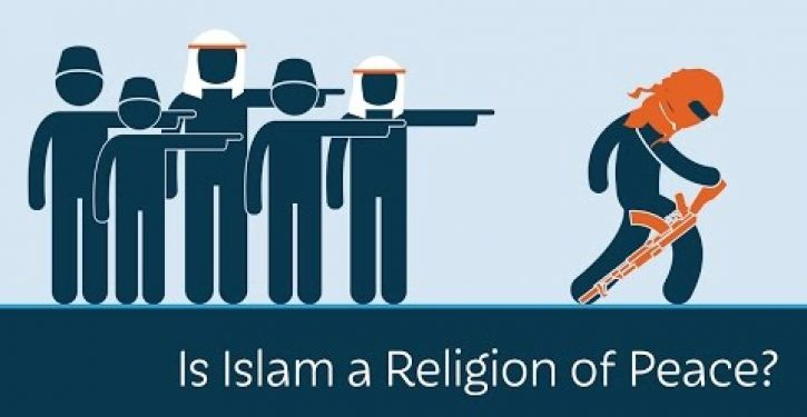 Video: Prager U asks whether Islam is a religion of peace
