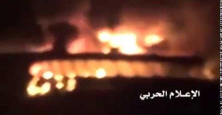 Hot war expanding: Iran-backed Yemen rebels attack UAE ship operating in Red Sea