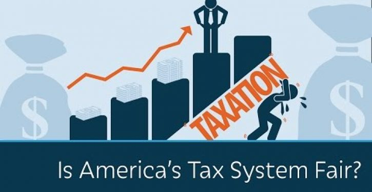 Video: Prager U asks: Is America's tax system fair?
