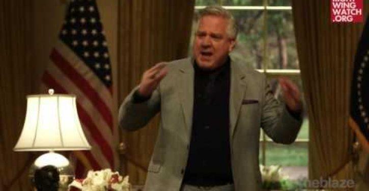 Watch Glenn Beck totally melt down when he hears Ted Cruz is endorsing Donald Trump