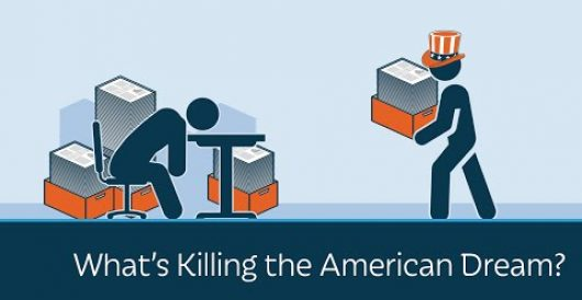 Video: Prager U asks what's killing the American dream? by LU Staff