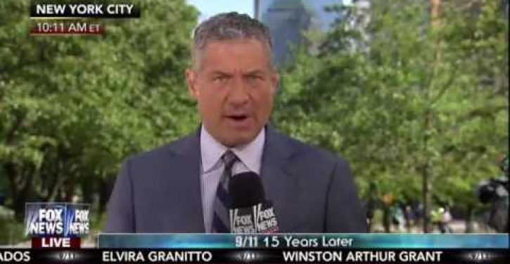 Hillary Clinton had 'medical episode' at 9/11 ceremony *UPDATE* Video of episode