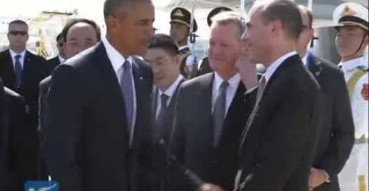Obama dissed at G20: Denied red carpet arrival; delegation shouted at, harassed by J.E. Dyer