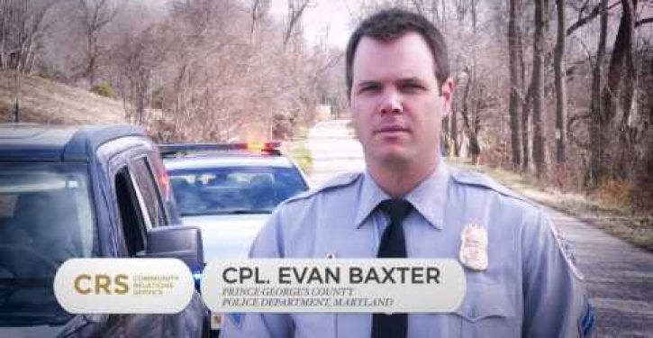 Justice Dept. releases helpful new video explaining how cops should treat transgenders