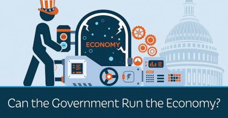 Video: Can the government run the economy?