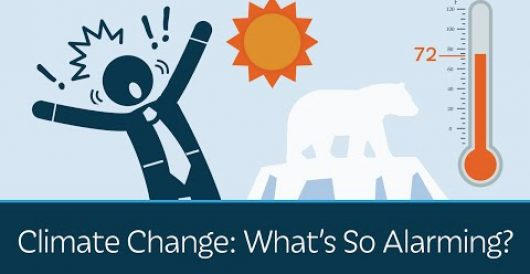 Video: What's so alarming about climate change? by LU Staff