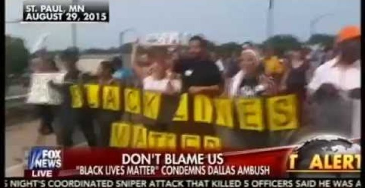 BLM rejects cookout invite from police: 'I eat pigs, I don't eat with them'