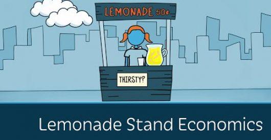 Video: Prager U explains lemonade stand economics by LU Staff
