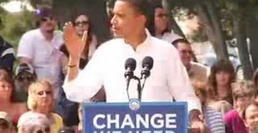 Obama channels Isaiah, urges Americans to 'listen to each other'; just one problem by Howard Portnoy