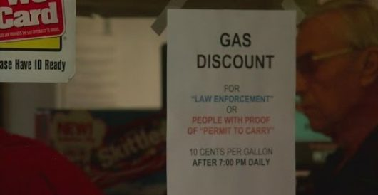 After his gas station was robbed twice, the owner started giving these customers a discount by Rusty Weiss
