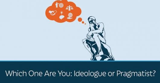 Video: Jonah Goldberg asks, 'Which are you — ideologue or pragmatist?' by LU Staff