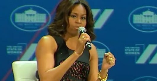 Video of the Day: Michelle O's directive to men, from the United State of Women Summit by J.E. Dyer