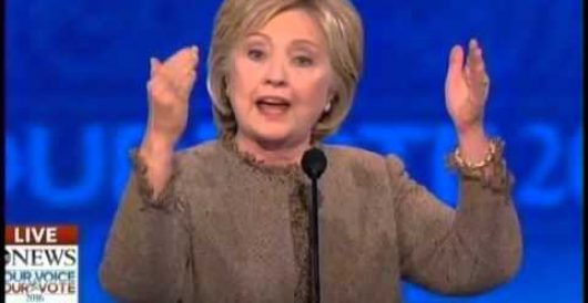 Flashback: Clinton declares we're 'finally where we need to be with ISIS' by Rusty Weiss