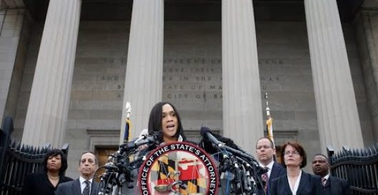 Cops implicated in Freddie Gray's death sue Marilyn Mosby for 'malicious prosecution' by LU Staff