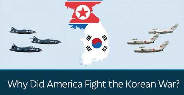 Video: Prager U on why America fought in Korea