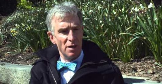 Bill Nye open to jailing climate change dissenters; why does this sound familiar? by Ben Bowles