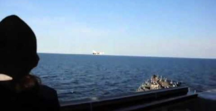 Russian aircraft buzz Navy ships: Violating INCSEA/CUES and the danger of a new normal