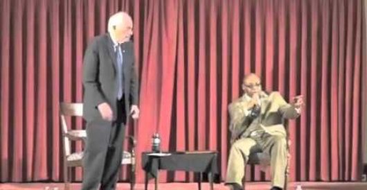 Bernie Sanders says he would apologize for slavery, make reparations by Joe Newby