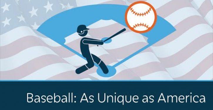 Video: Prager U on baseball: As unique as America