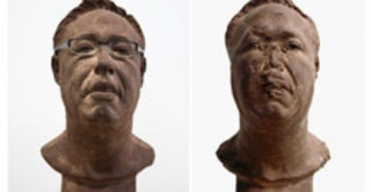 Nothing says 'Be my Valentine' like … a chocolate head? by Howard Portnoy