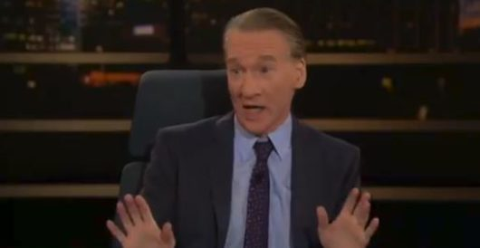 Bill Maher: It's 'so hard' not to call Trump supporters stupid by LU Staff