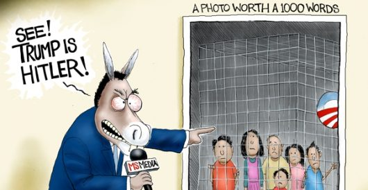 Cartoon of the Day: Picture perfect by A. F. Branco