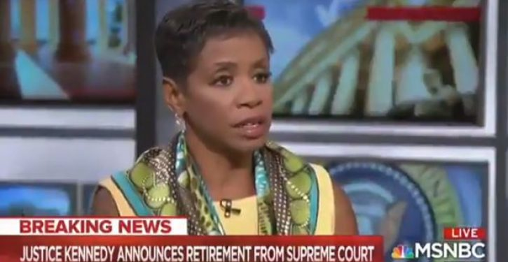 MSNBC analyst: It's time for Dems to 'play by street rules,' harass moderate GOP senators