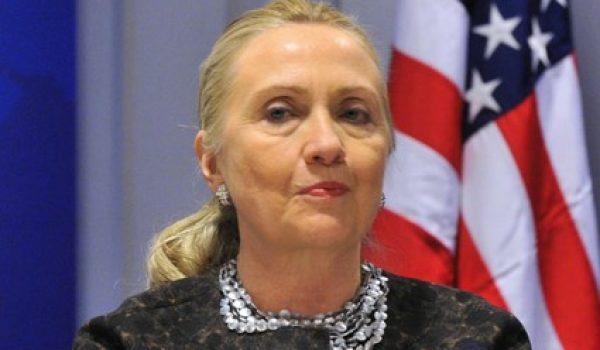Hillary Clinton warns that Brett Kavanaugh will bring America back to time of slavery by Rusty Weiss