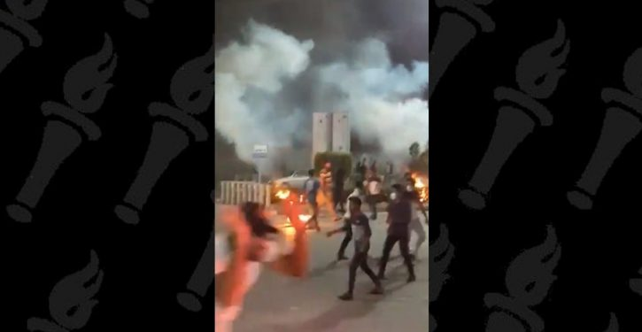 Iran: Regime fires on protesters; 4 reported killed