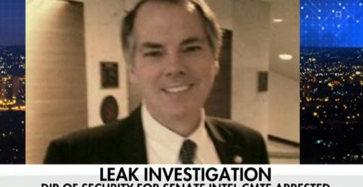 Initial volley fired? FBI arrests retired Senate staffer in connection with Russiagate leaks by J.E. Dyer