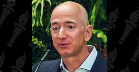 Amazon's Jeff Bezos 'happy to lose customers' who don't like company's support of BLM by LU Staff