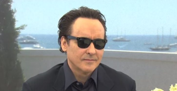 Actor John Cusack calls for coup against president, says he must be 'eradicated by any means'