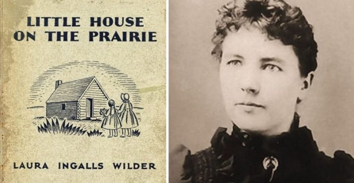 P.C. police: Laura Ingalls Wilder's name to be removed from children's book award
