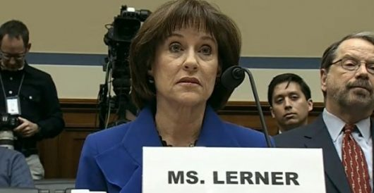 Lois Lerner, Trey Gowdy, and millions in pension benefits by Renee Nal