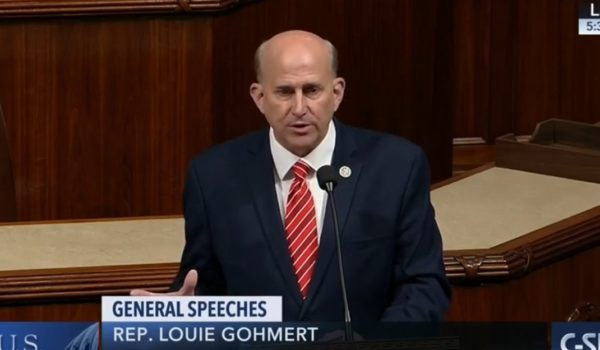 GOP Rep. Louie Gohmert: Watchdog found Hillary emails were sent to 'foreign entity' by Daily Caller News Foundation