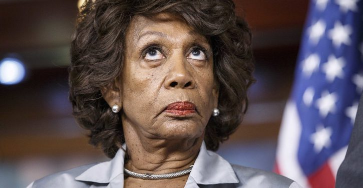 Watching the SOTU address with Maxine Waters and other clueless Democrats