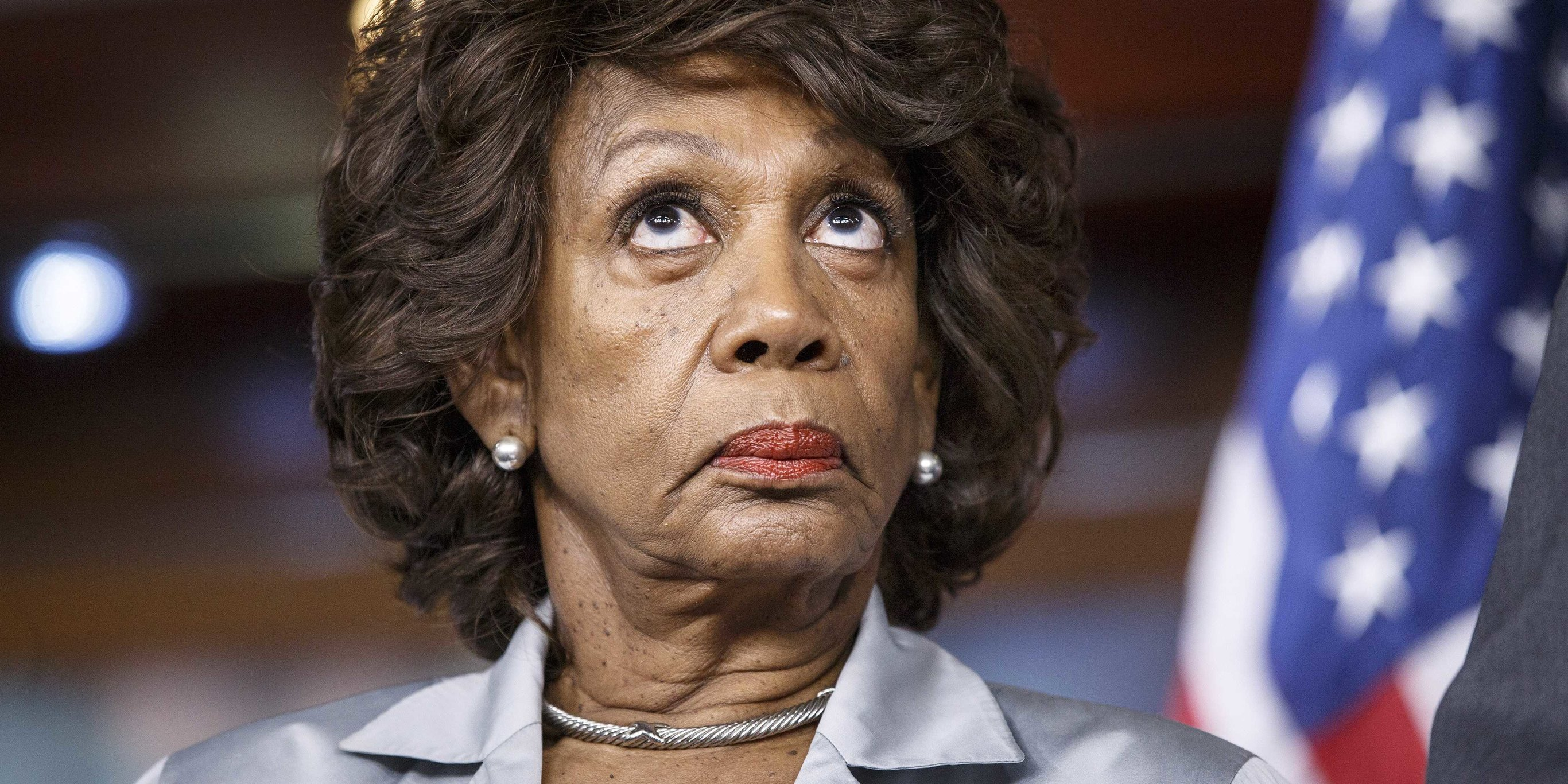 Maxine Waters: Those who support border wall don't love the country