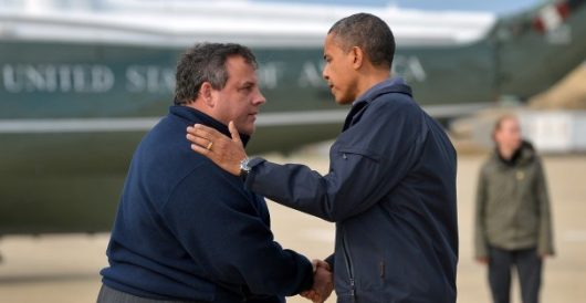 Countdown to announcement that Chris Christie is leaving GOP by Howard Portnoy