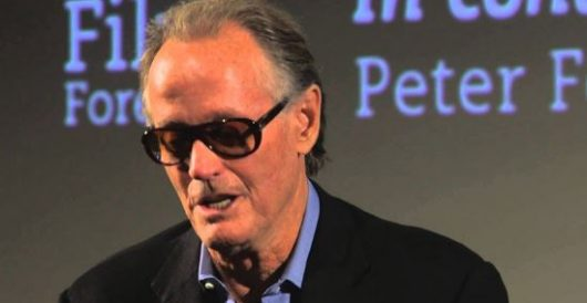 Liberal actor Peter Fonda is back in the headlines, this time for advocating for voter fraud by LU Staff
