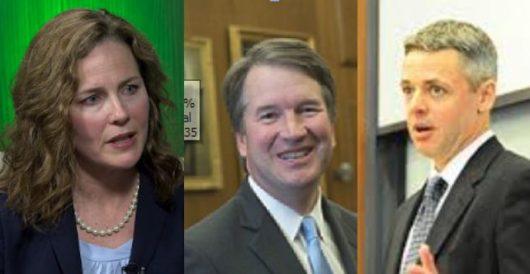 Conservatives defend SCOTUS frontrunner Brett Kavanaugh against 'deranged' skepticism by Daily Caller News Foundation