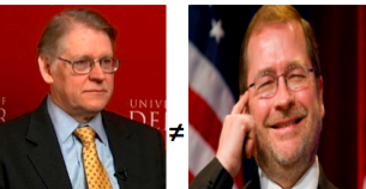 Six Degrees of Grover Norquist