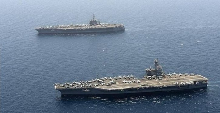 USS Harry S Truman: Carrier's major electrical system failure to jeopardize deployment?