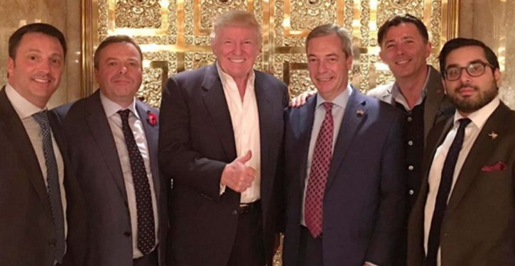 Oops, Brexit vote was also a Russian plot