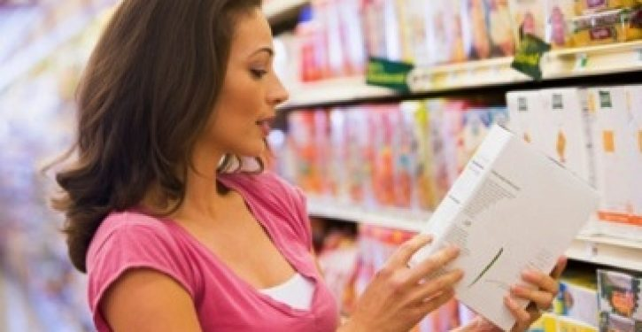 Grocers could face jail time for mislabeling food under Obamacare