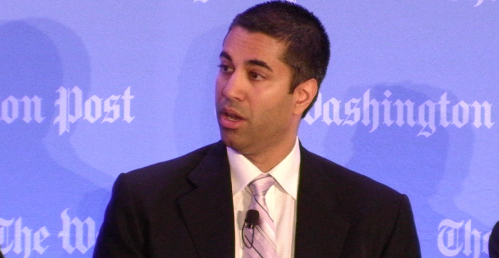 California man charged in threat to kill FCC Chairman Ajit Pai's family