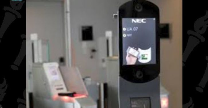 One international airport to implement face scans of U.S. citizens